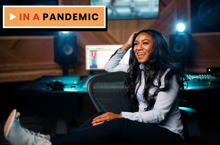 Audio Engineer Kesha Lee in Atlanta, in a Pandemic: 'I'm Starting to See Progress'