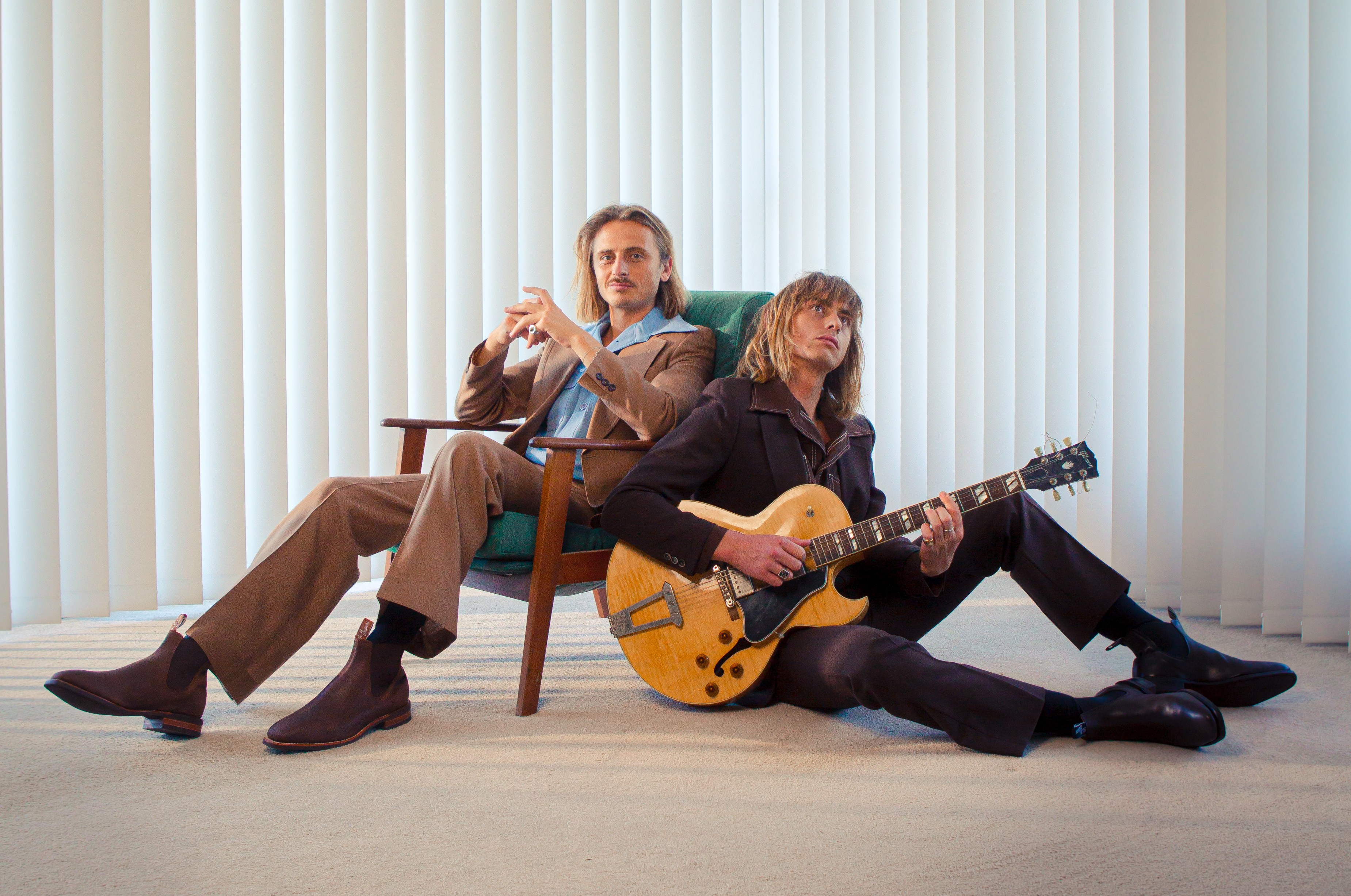 Lime Cordiale Talk New Album, Chilling Backstage With Post Malone and More  | Billboard