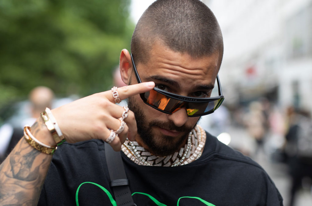 Maluma Is Living His Best Quarantine Life Shirtless: See All the Steamy Photos