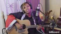 Msaki's Billboard Live At-Home: Platoon Africa Artist Showcase Performance | Billboard
