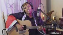 Msaki's Billboard Live At-Home: Platoon Africa Artist Showcase Performance | Billboard