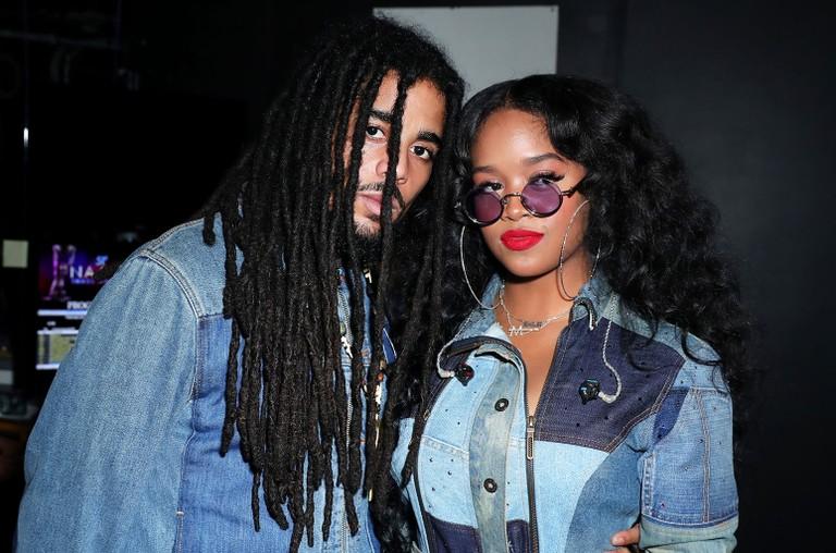Skip Marley and H.E.R.