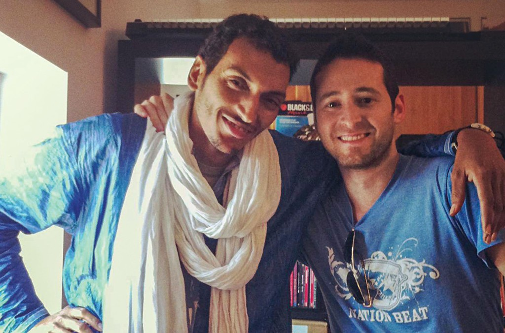 Inside Bombino's Ambitious Plans For a Professional Studio In Niger