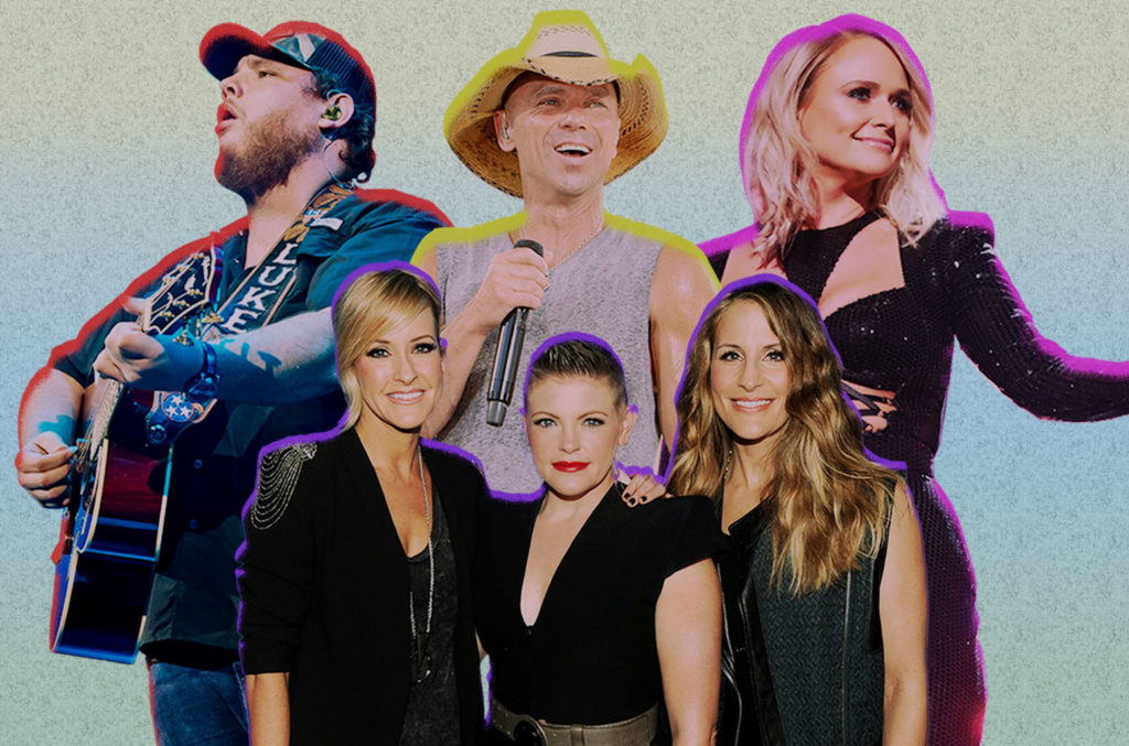 Grammy Watch: Kenny Chesney, Luke Combs & Other Front-Runners for Best Country Album Nods