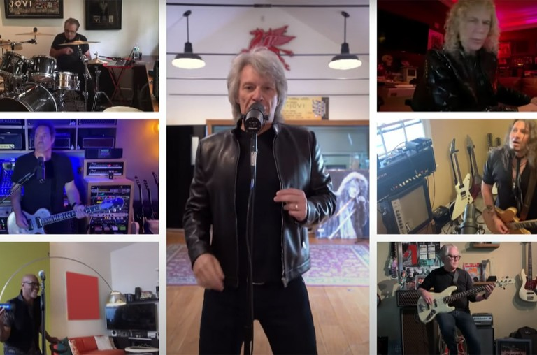 Bon Jovi the Voice