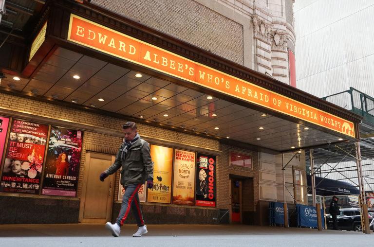 Broadway Theater New York City