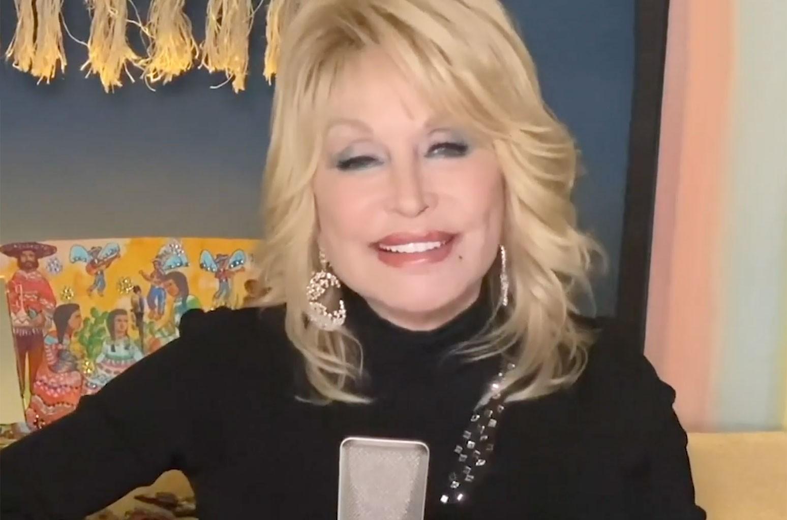Dolly Parton Covenant House