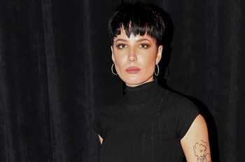 Halsey 'Hit Twice' With Rubber Bullets, Shrapnel While Protesting George Floyd's Death