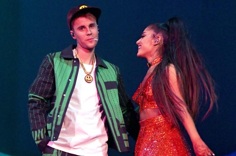 Justin Bieber Ariana Grande