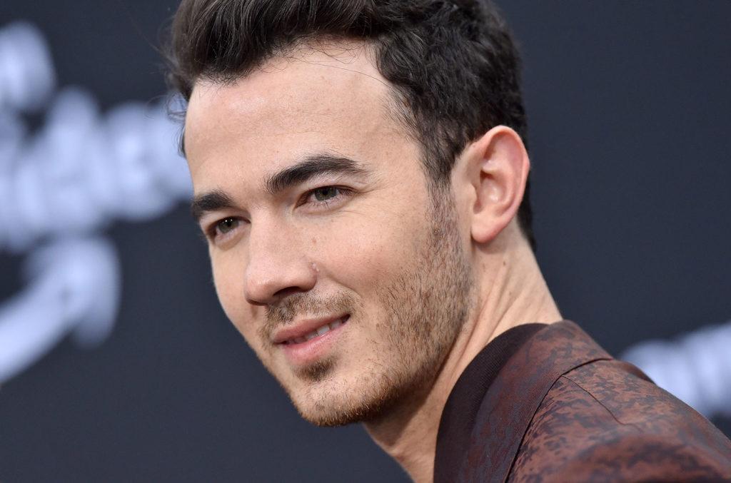 Kevin Jonas Jonas Brothers