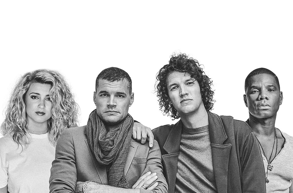 For King & Country, Kirk Franklin & Tori Kelly Get 'Together' Atop Christian Airplay Chart
