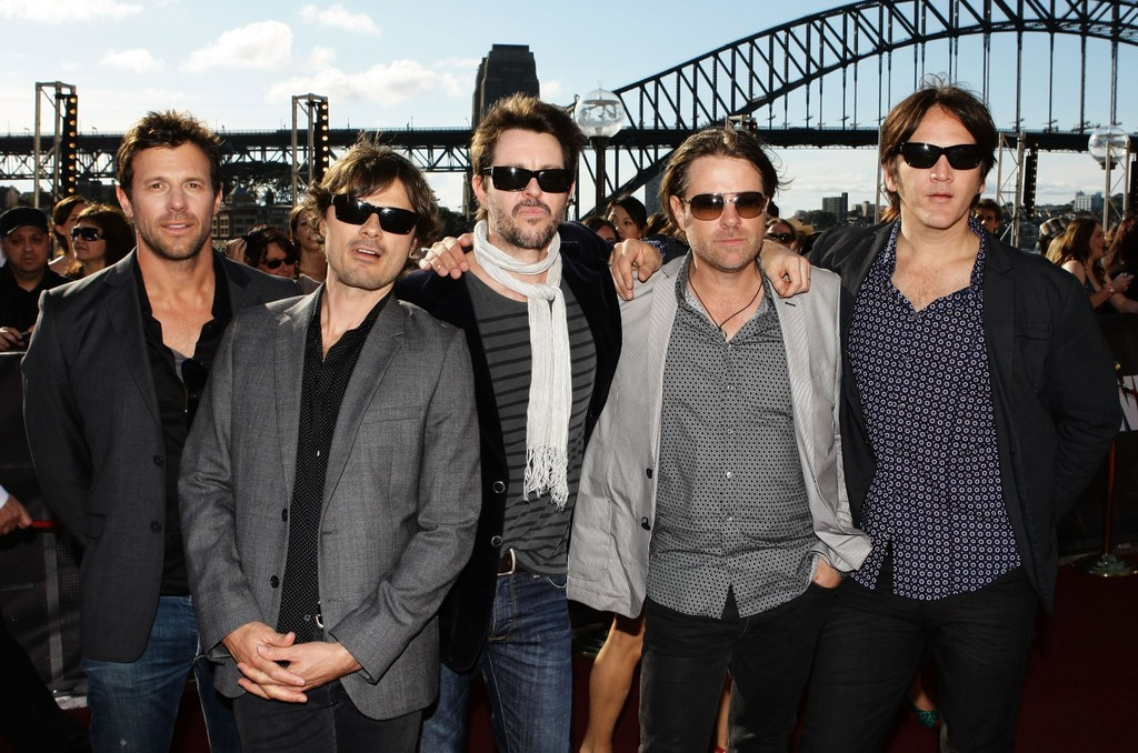 Powderfinger Prep Album of Unreleased Material for 20th Anniversary of 'Odyssey Number Five' thumbnail