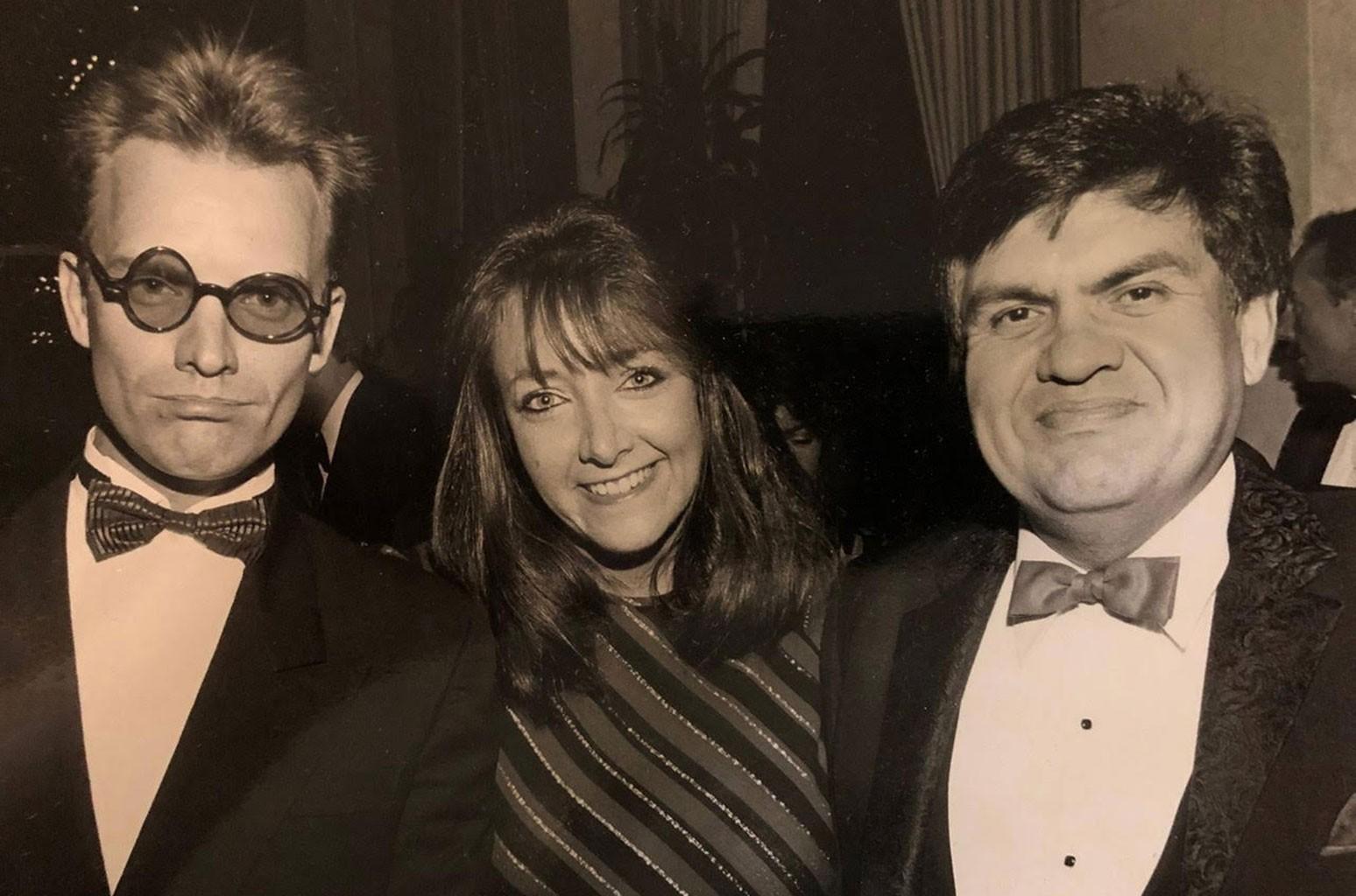 Sting, Doreen Ringer-Ross, Bob Garcia