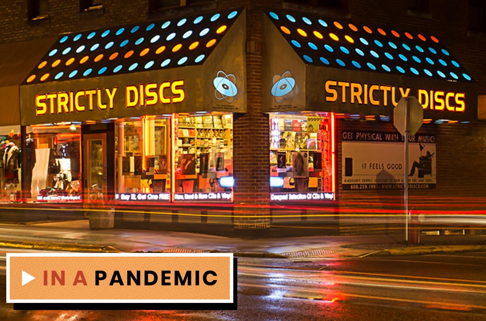 Strictly Discs