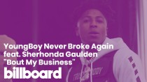 "YoungBoy Never Broke Again's ""Bout My Business"" Featuring Sherhonda Gaulden 