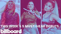 This Week's (5/23/20) 5 Must-Hear Debuts on the Hot 100