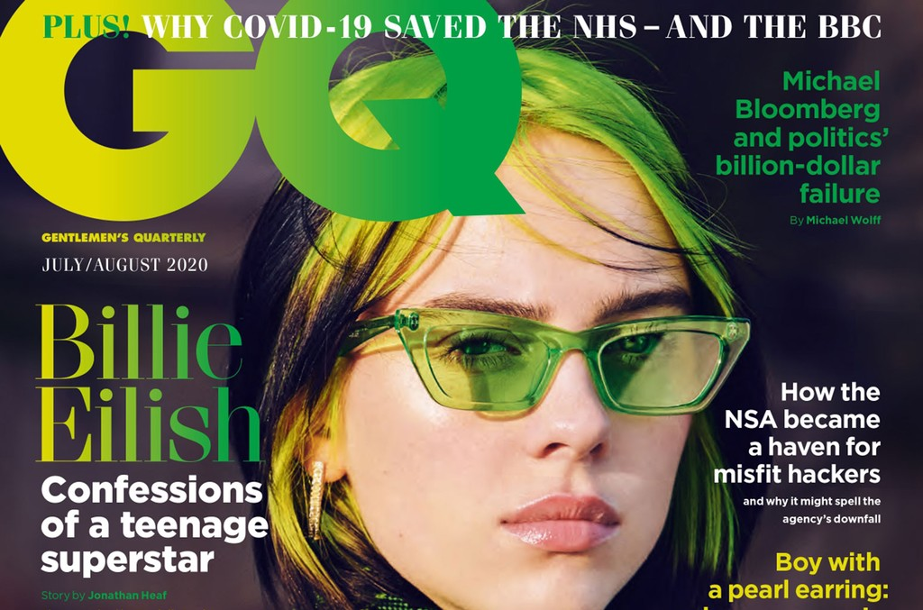 Billie Eilish Opens Up About Body Image in New Interview: 'Sometimes I Dress Like a Boy -- Sometimes I Dress Like a Swaggy Girl'