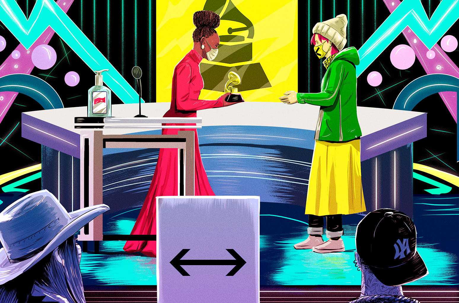 What The 2021 Grammys Could Look Like Billboard
