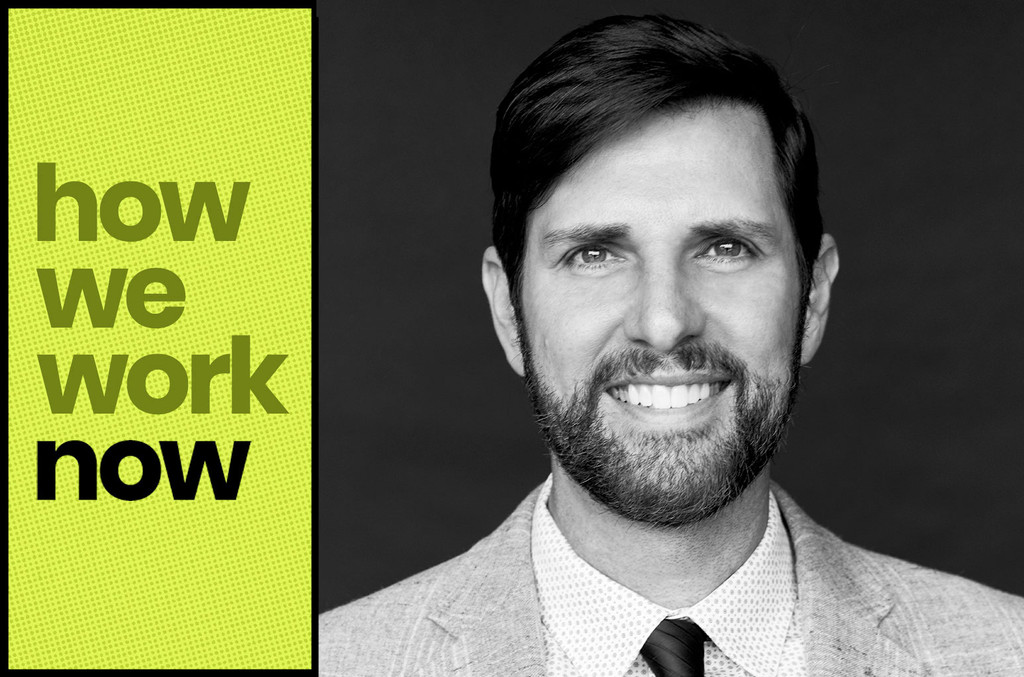 How We Work Now: Academy of Country Music CEO Damon Whiteside