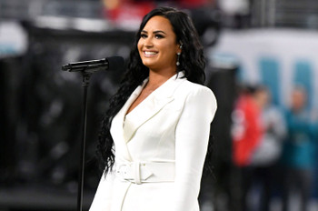 Demi Lovato Remembers Ruth Bader Ginsburg as a 'Super Hero' in Heartfelt Tribute