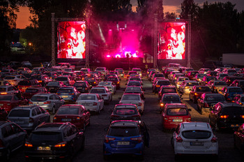 Here Are All the Drive-In Concerts Happening Due to Social Distancing