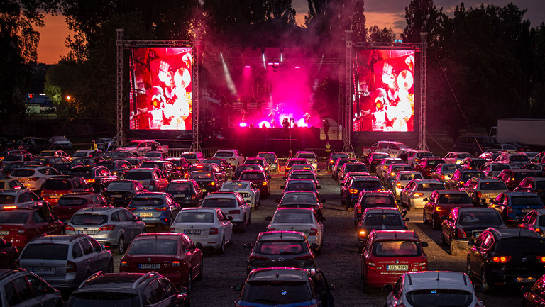 Here Are All the Drive-In Concerts Happening Due to Social Distancing | Billboard
