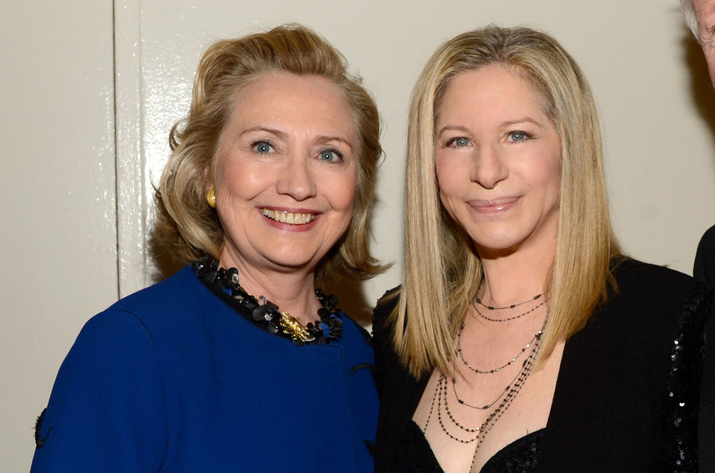 Barbra Streisand Got Her Answer After Wondering How Hillary Clinton Would Tackle the Coronavirus Pandemic | Billboard