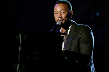 John Legend Joined by Socially-Distanced Choir on 'Never Break' & 'Glory' for 'Macy's 4th of July' Special