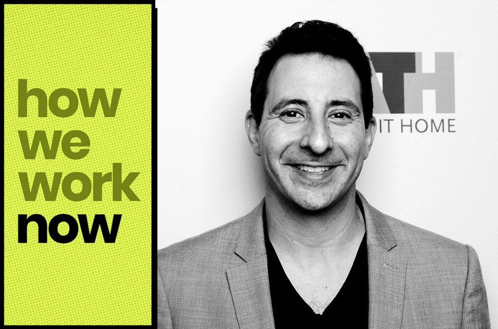How We Work Now: Red Light Management Senior Manager/Executive Producer Jonathan Shank