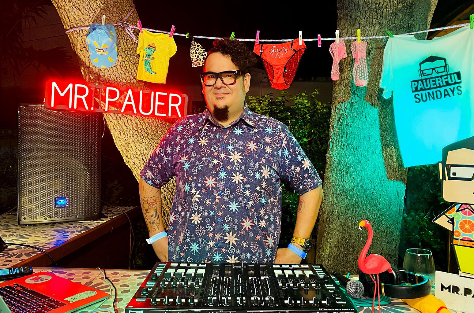 Mr. Pauer