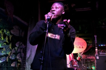 Ghanaian Star Stonebwoy Shines a Light on 'Black People' With Poignant Billboard Live At-Home