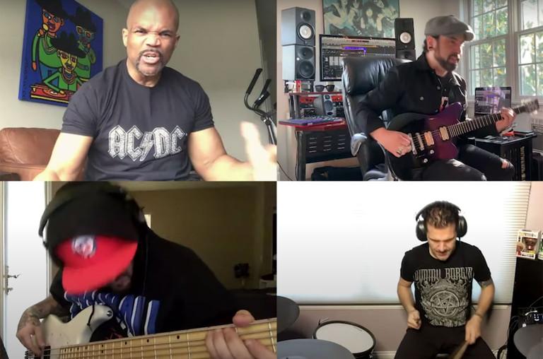 Anthrax and Run DMC