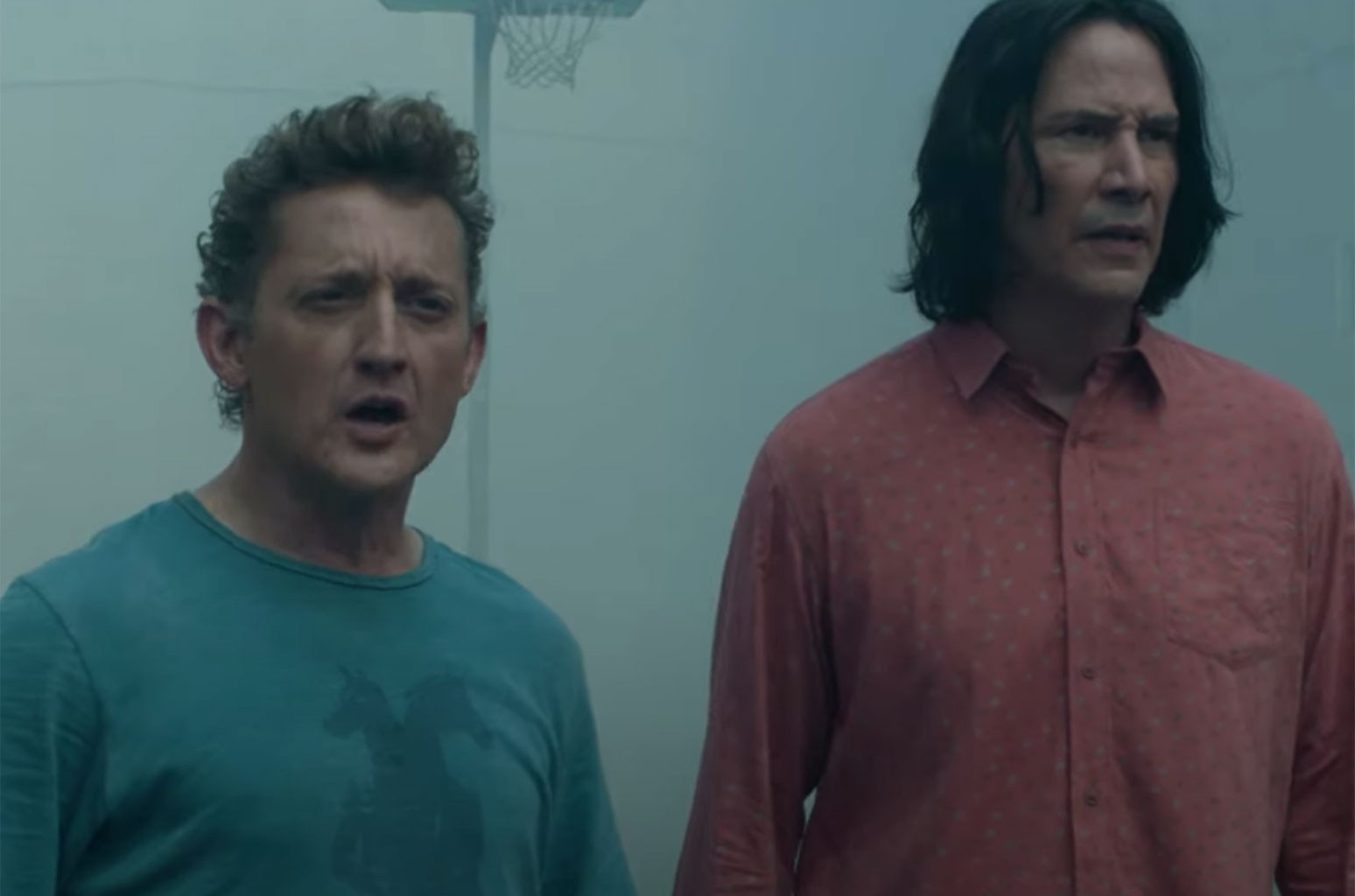 Bill & Ted Face the Music.