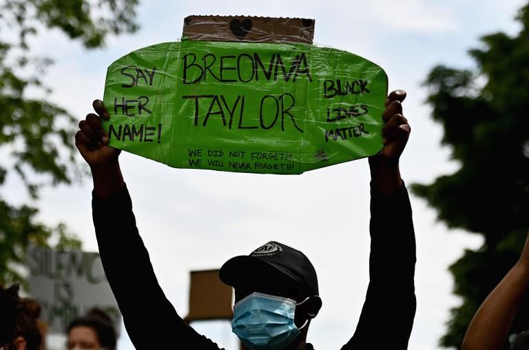 Black Lives Matter Breonna Taylor