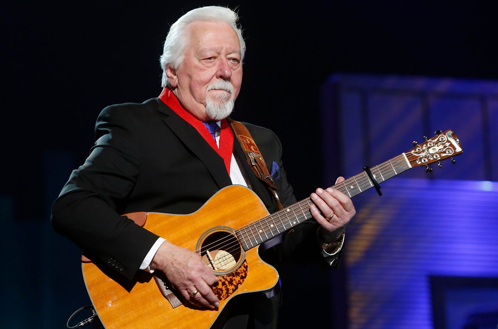 Nashville Session Legend, Grand Ole Opry Guitarist Jimmy Capps Dies at 81