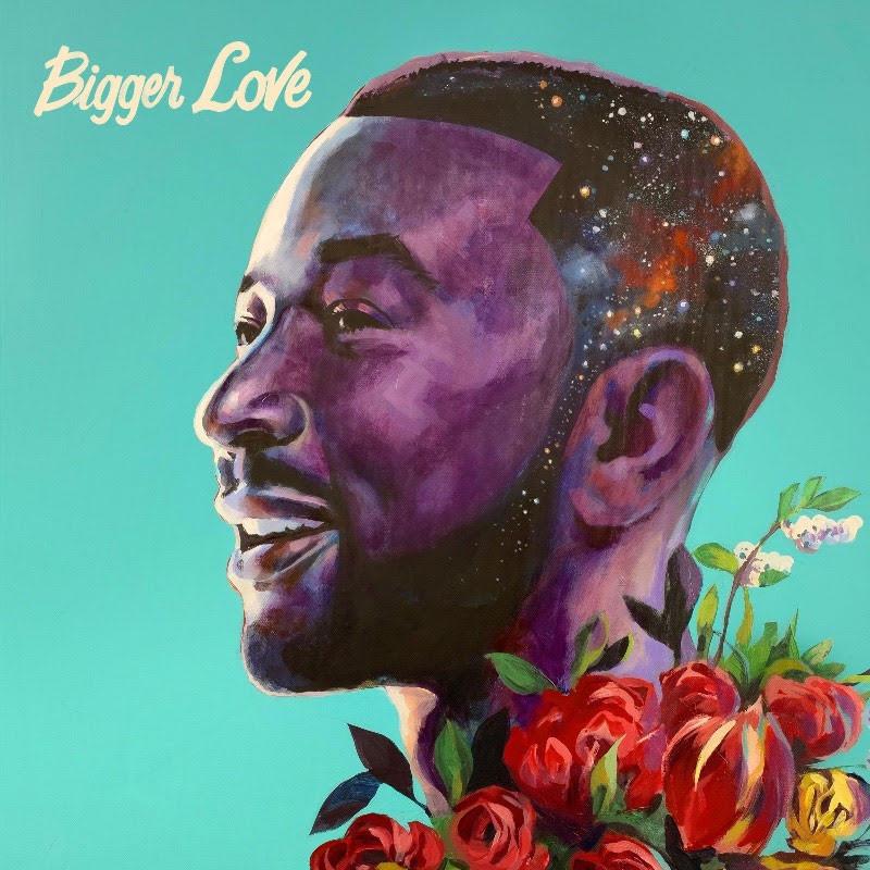 "John Legend, ""Bigger Love"""