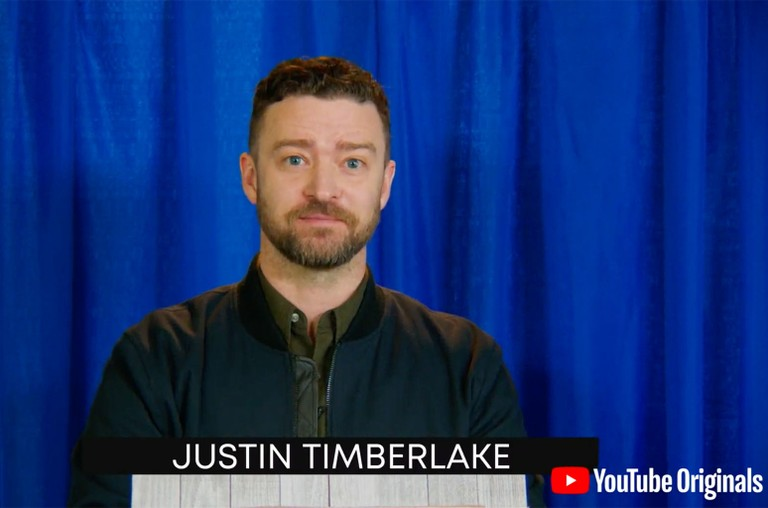 "Justin Timberlake ""Dear Class of 2020"""