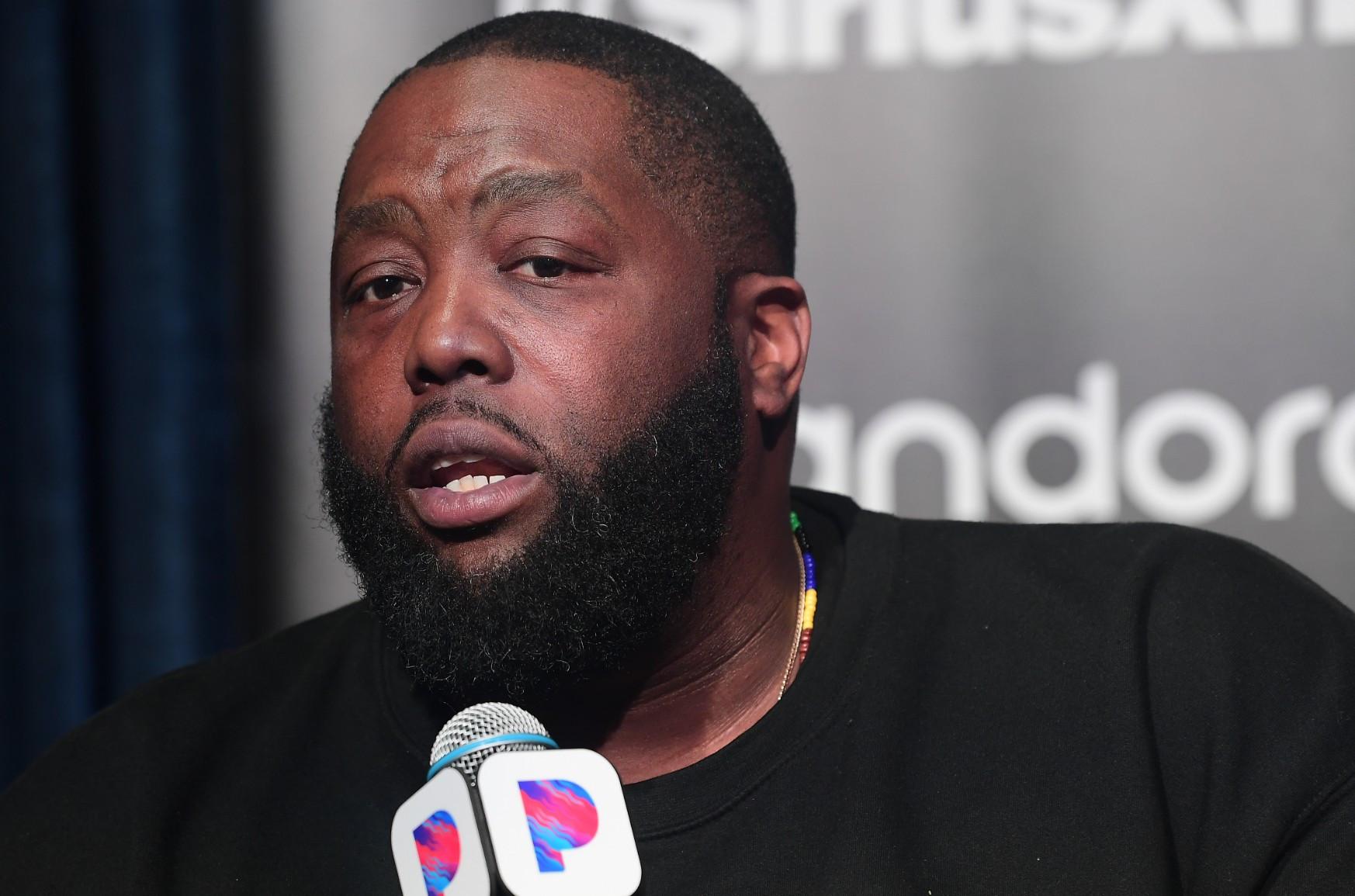 Убийца Майк сказал: «Это больно» после того, как шальные пули попали в его парикмахерскую в Атланте