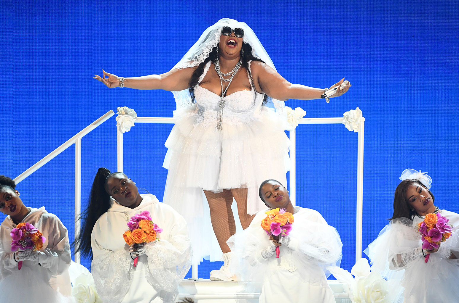 Lizzo BET Awards 2019 Performance