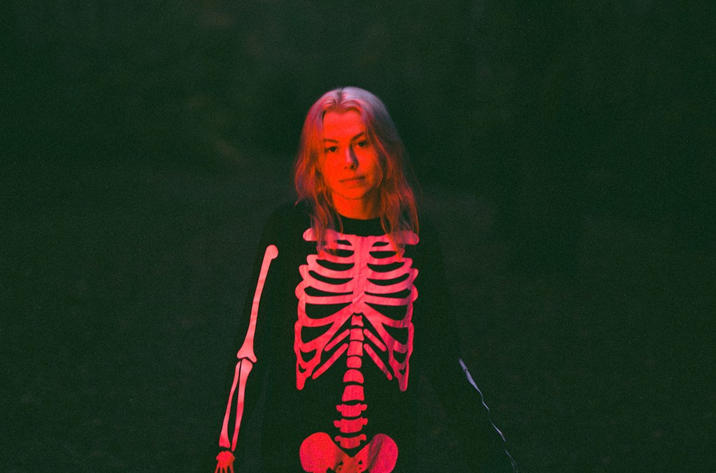 Phoebe Bridgers Scores First Billboard No. 1, on Emerging Artists, Thanks to New LP 'Punisher'