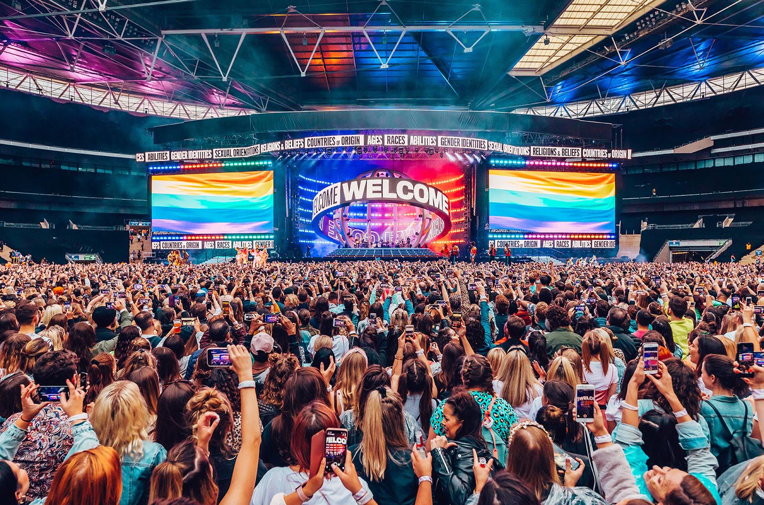 Spice World 2019 Tour London
