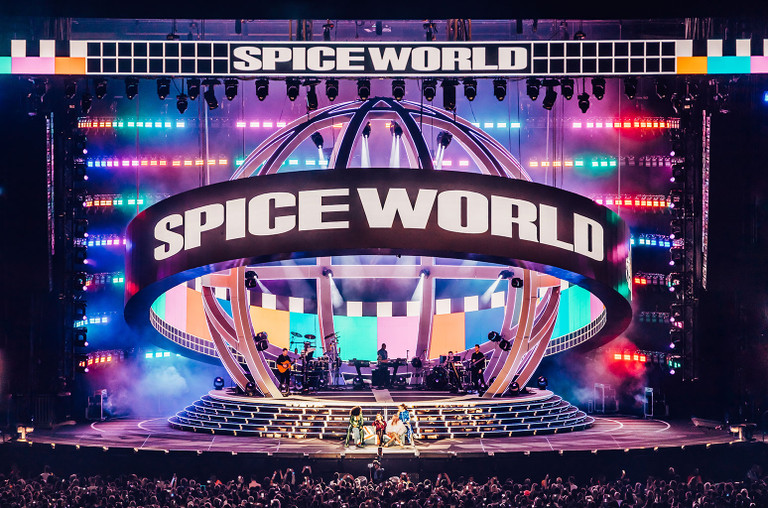 Spice World 2019 Tour London