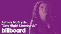 "Ashley McBryde's ""One Night Standards"" 