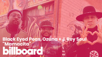 "Black Eyed Peas, Ozuna and J. Rey Soul's ""Mamacita"" 