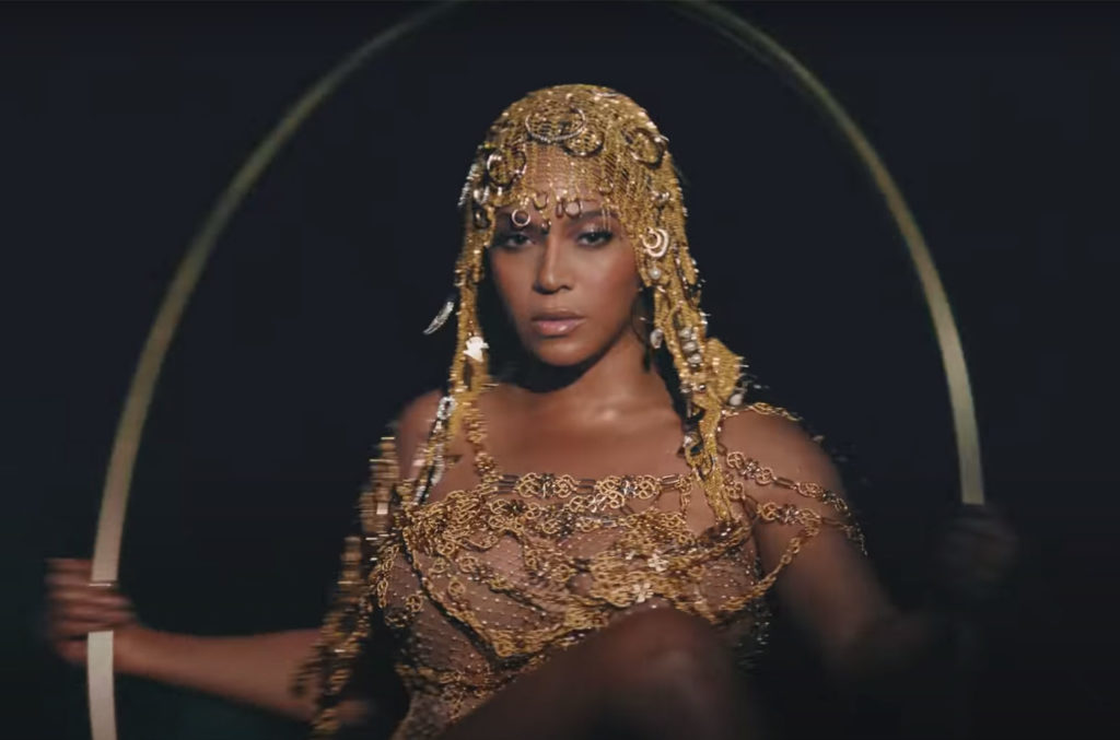Beyonce's 'The Lion King: The Gift' Returns to Top 10 on Billboard 200 After 'Black Is King' Premiere - Billboard