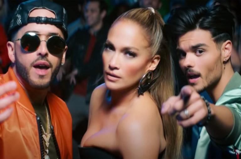"Abraham Mateo, Yandel and Jennifer Lopez ""Se Acabó el Amor"""