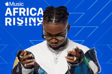 Apple Music Launches Africa Rising Artist Showcase with Debut Cover Star Omah Lay
