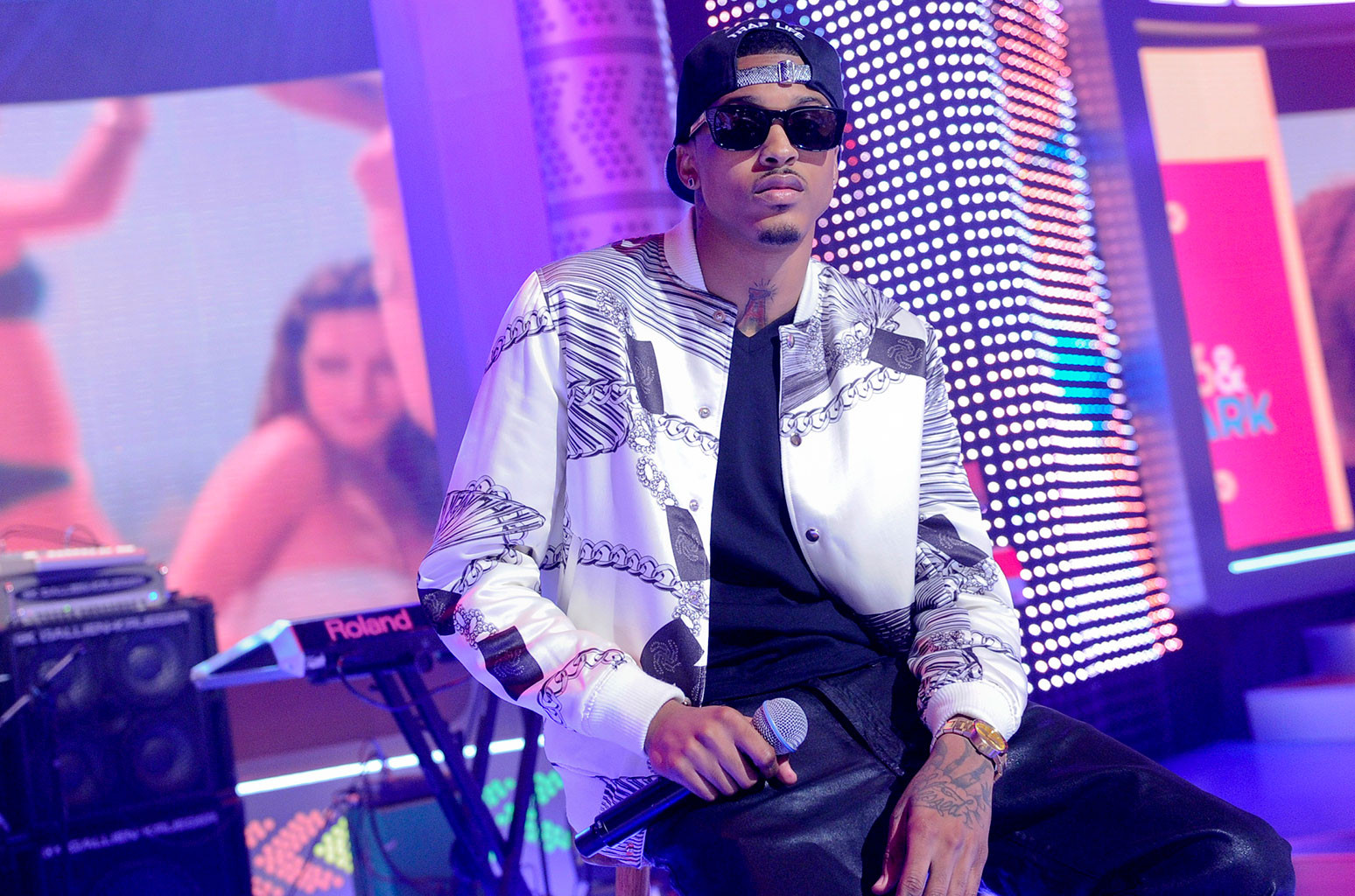 August Alsina Reacts After Jada Pinkett Smith Confirms Their Past Romance Billboard