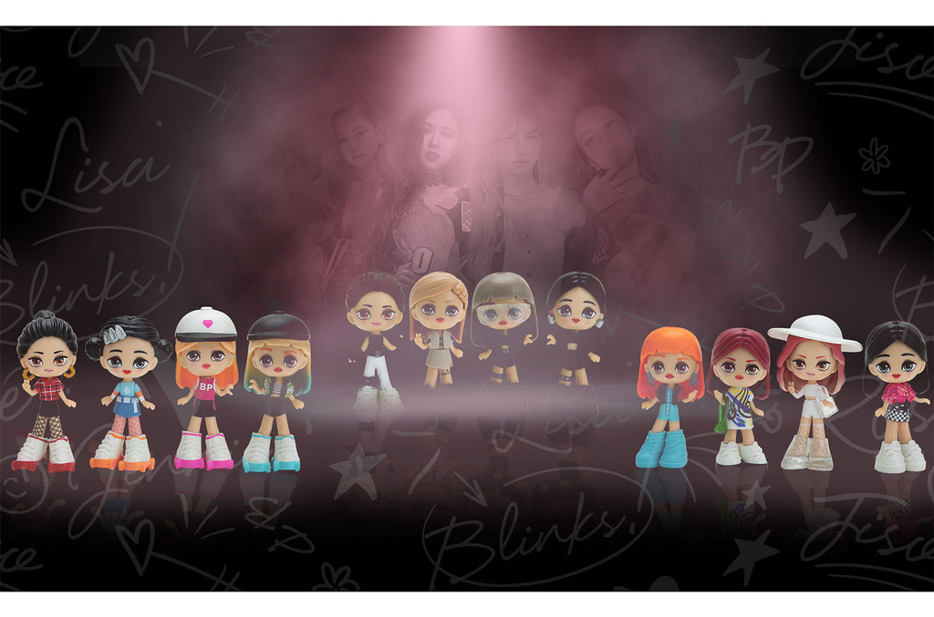 These New Collectible Blackpink Dolls Are Too Adorable