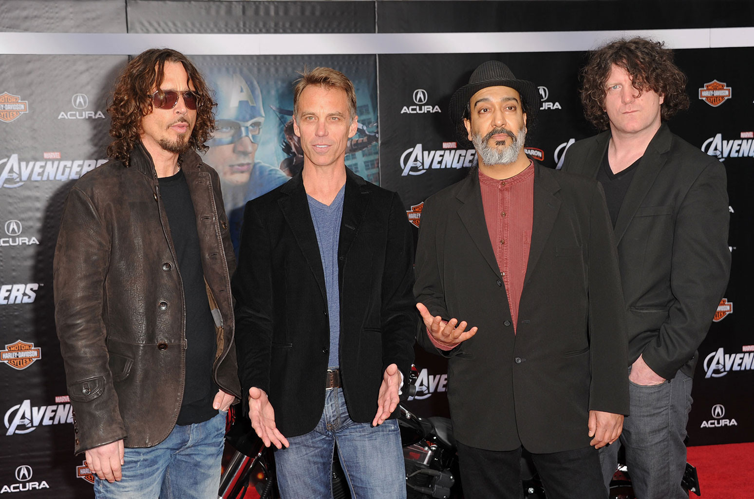 Soundgarden Responds to Buyout Bid Lawsuit Filed by Chris Cornell's Widow - Billboard